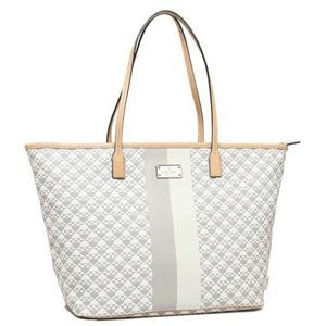 kate spade Margareta Penn Place Large Grey Tote